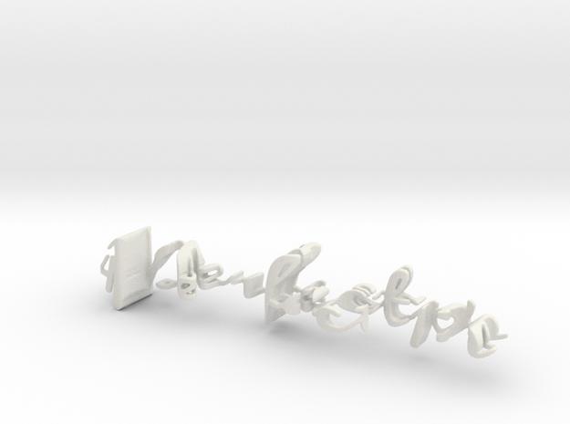 3dWordFlip: 4Perfect10's/John&Gail in White Strong & Flexible
