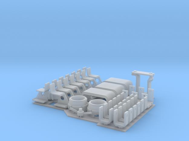 Panther G detailing set 1:16 in Smoothest Fine Detail Plastic