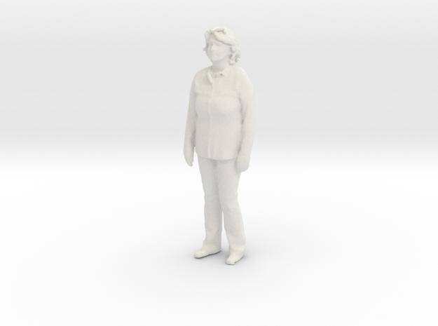 Printle C Femme 340 - 1/32 - wob in White Natural Versatile Plastic