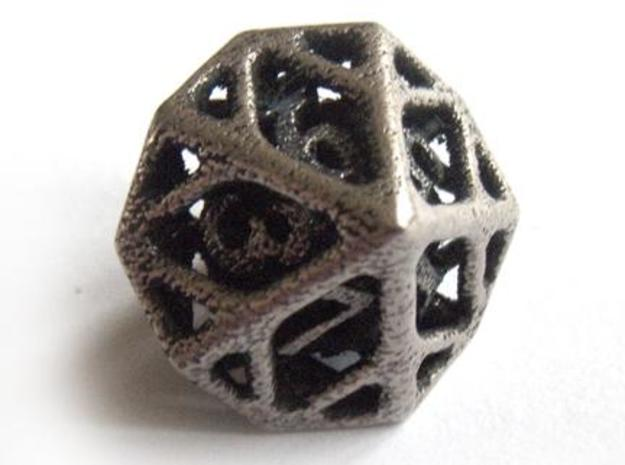 Cage Die10 in Stainless Steel