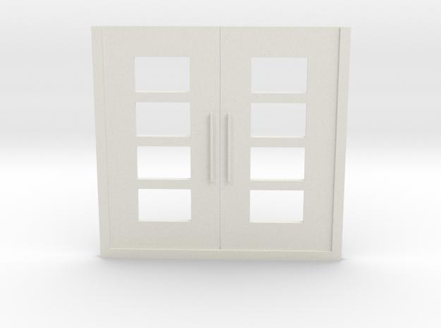 2 wing door 1/87 1:87 H0