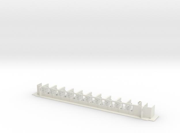 #20B OBB 51 81 59-80 003 Innenausbau in White Strong & Flexible