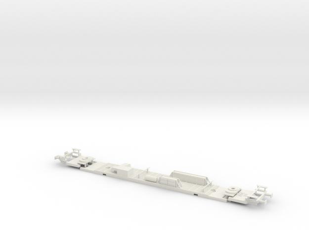 #20C - 51 81 59-80 003 Untergestell in White Natural Versatile Plastic
