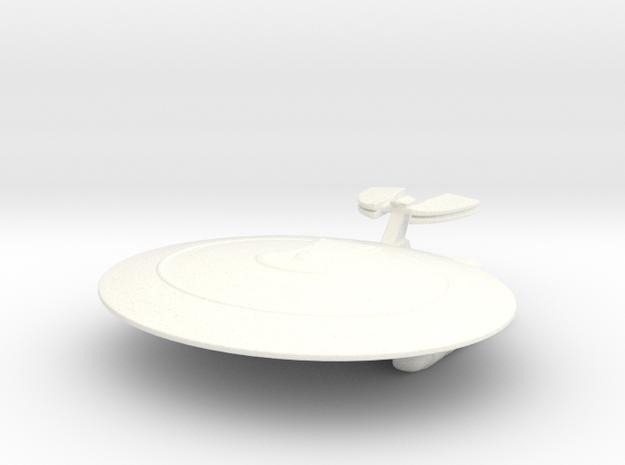 Nebula Class (Alternate Pod) 1/7000 in White Processed Versatile Plastic