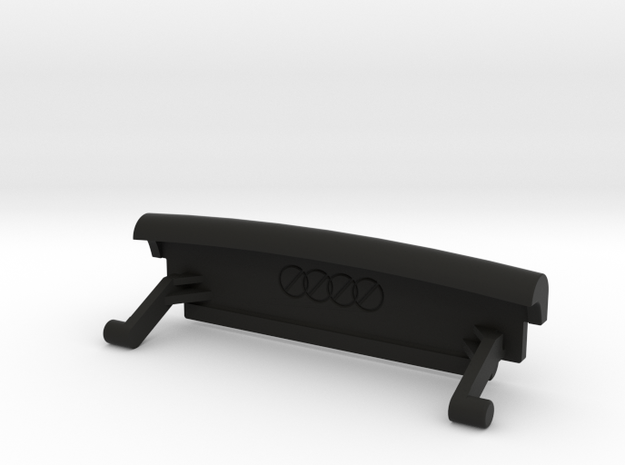 A3 Armrest Latch in Black Natural Versatile Plastic