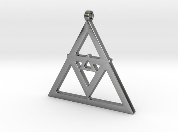 Triangle Necklace Pendant