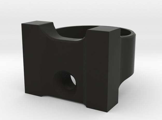 Gimbal Part in Black Natural Versatile Plastic