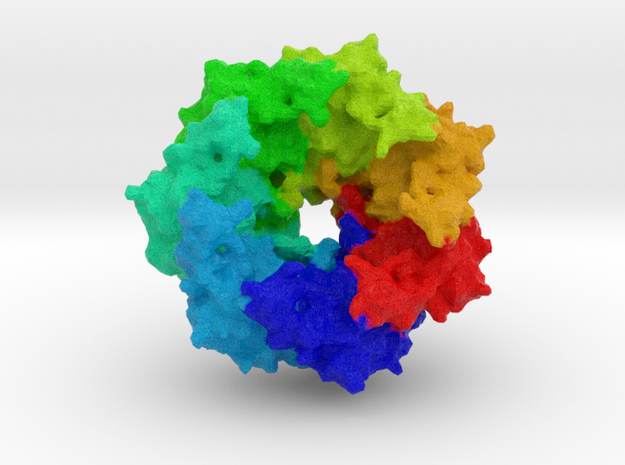 Mitochondrial ClpP  in Full Color Sandstone