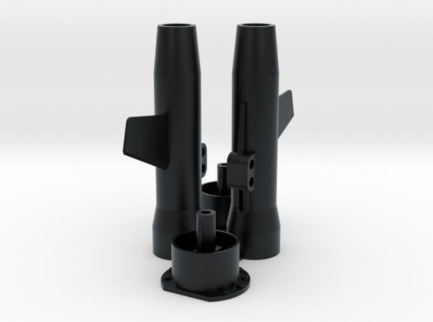 Arneson ASD15 1:30 in Black Hi-Def Acrylate