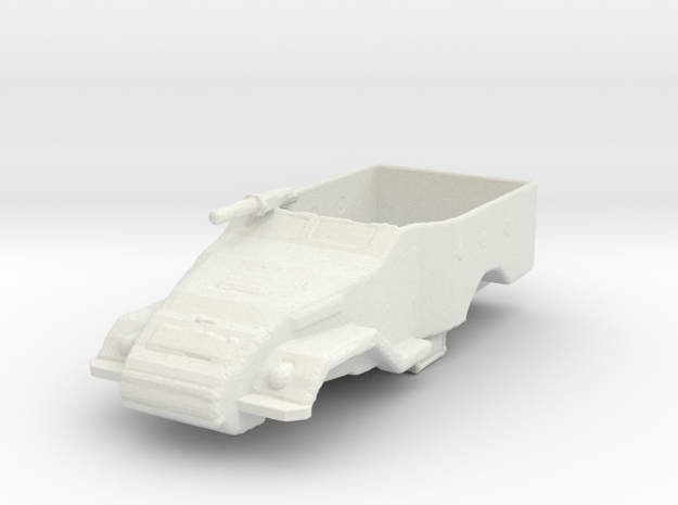 ARMOURCARKORPUSsh7 in White Strong & Flexible