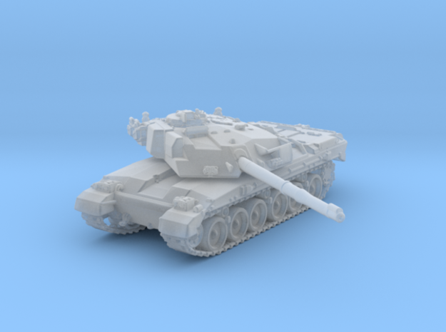 1/144 British Army FV4030/4 Challenger 1  in Smooth Fine Detail Plastic