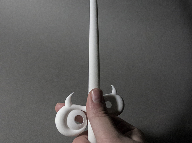 Windwaker Wand Small 3d printed