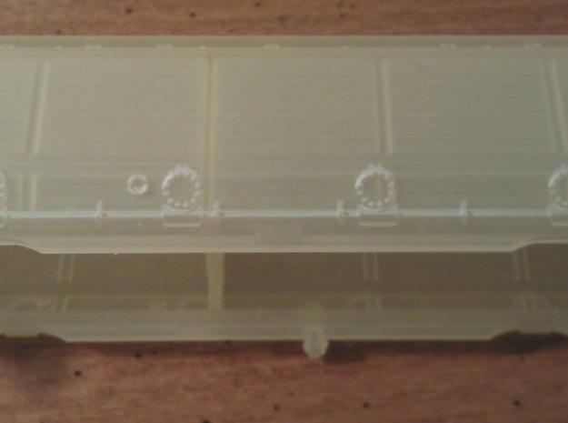 UP Water Tender Pre Rebuild (Ex Turbine) Type 2 3d printed Type 1 Side