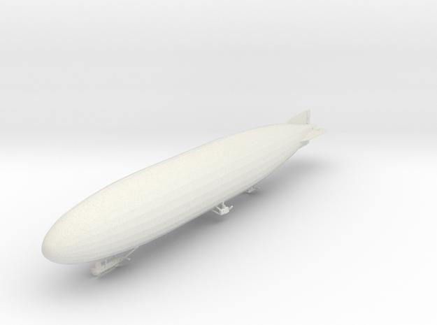 Zeppelin L35 of WWI 1/700 scale