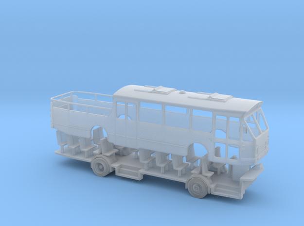 DAF MB200 cabrio streekbus schaal N