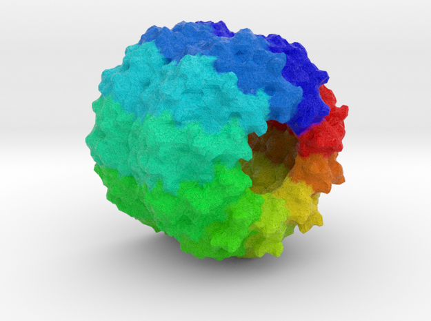 V-ATPase in Full Color Sandstone