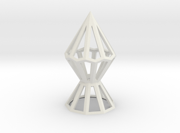 9-Anti-Diamond Frame