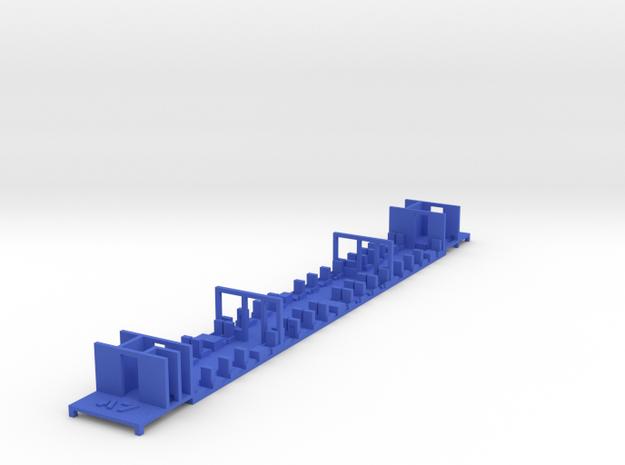 SJ A7 interiör  in Blue Strong & Flexible Polished