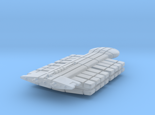 Freighter Type 2 in Frosted Ultra Detail