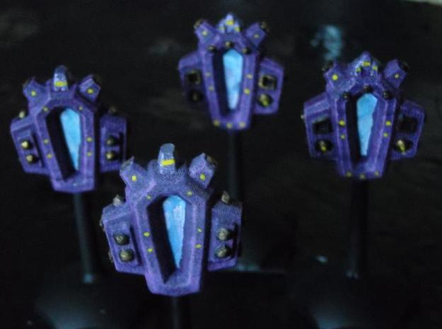 SP200A Stone Portal Support Squadron 3d printed Painted models