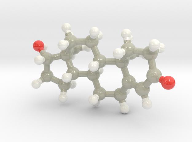 Testosterone in Glossy Full Color Sandstone