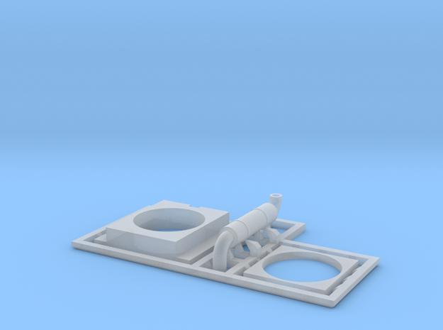 VIA FP9ARM Head End Power Generator (Thin base)