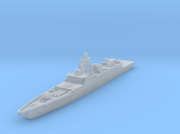 "Frigate Project 22350 ""Admiral Gorshkov"" in Frosted Ultra Detail: 1:1250"