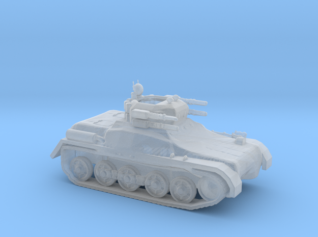 AALT Anti-Air Light Tank  in Frosted Ultra Detail