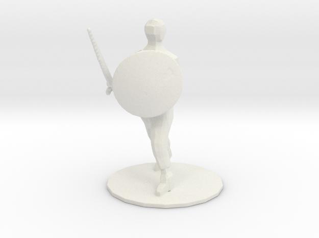FuturGladiator in White Strong & Flexible