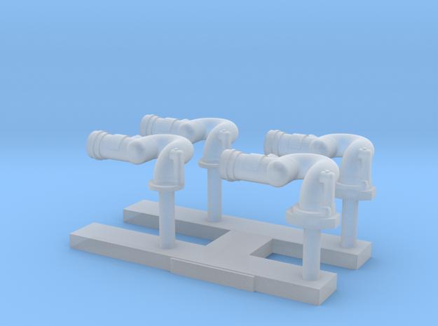 Monitoren Ziegler 2x2 Stuks 1:50 in Smoothest Fine Detail Plastic