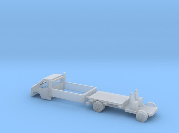 N Gauge Transit Pickup in Frosted Ultra Detail