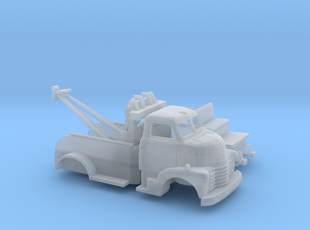 1/87 1949 Chevy COE TowTruck