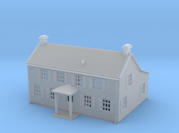 Osborn Cannonball House Z Scale