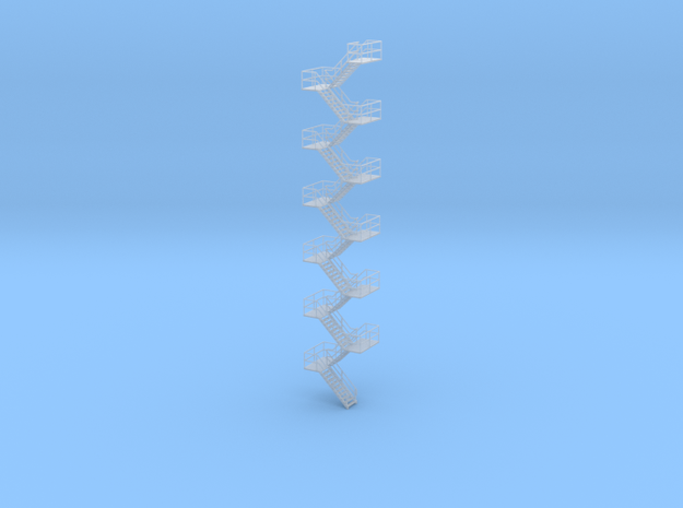 HO Staircase 253mm