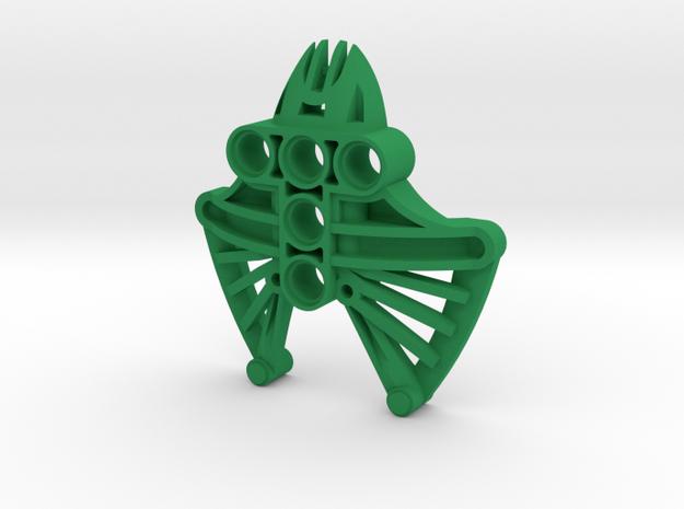 Botora Armor 1  in Green Processed Versatile Plastic