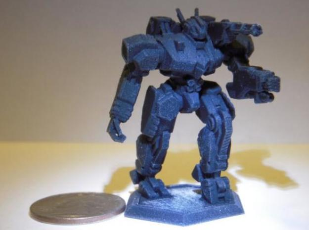 WHAM- King Sandman (1/285th) 3d printed Black Detail
