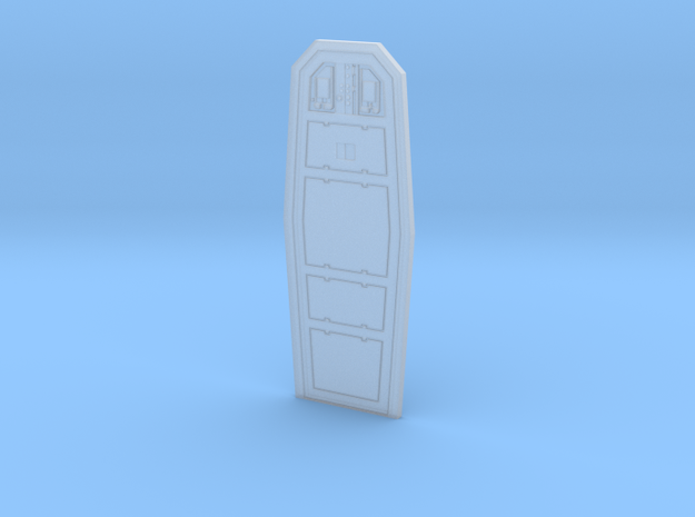 DeAgo Falcon Hold Port Circuitry Bay Door - D in Frosted Ultra Detail