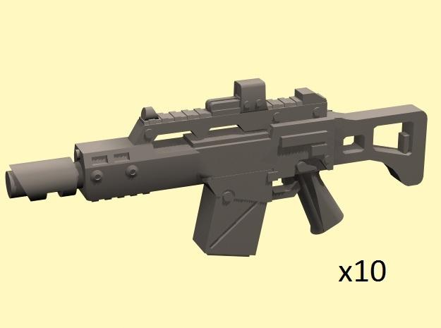 28mm LG36c laser carbine