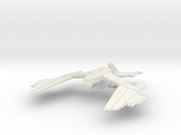 Nighteagle in White Strong & Flexible