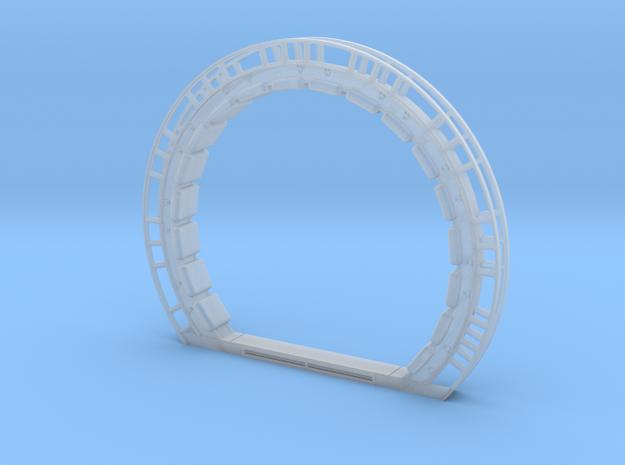 DeAgo Falcon Hold Port Ring - Bare in Smooth Fine Detail Plastic