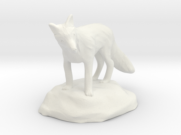 Xeno Borellis, Druid in Fox Form