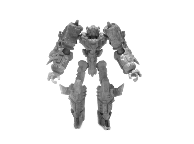 "02-ASV ""Recon"" 3d printed 02-ASV ""Recon"": Robot Mode"