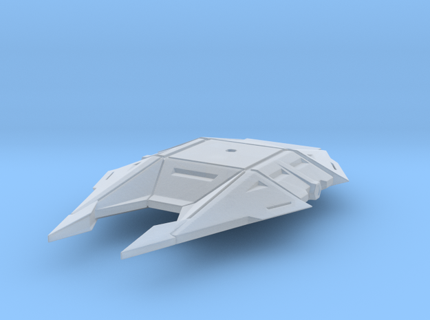 Suliban Stealth Cruiser 1/2000 Attack Wing in Smooth Fine Detail Plastic