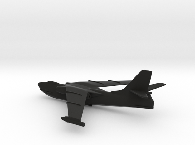 Beriev Be-10 Mallow in Black Strong & Flexible: 1:400