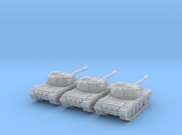 6mm Tank 1950-60s