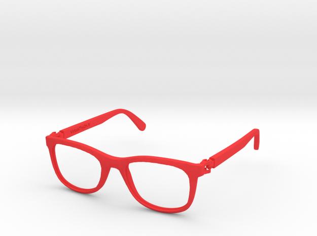 VirtualTryOn.fr Lunettes / Glasses : Low Paulie