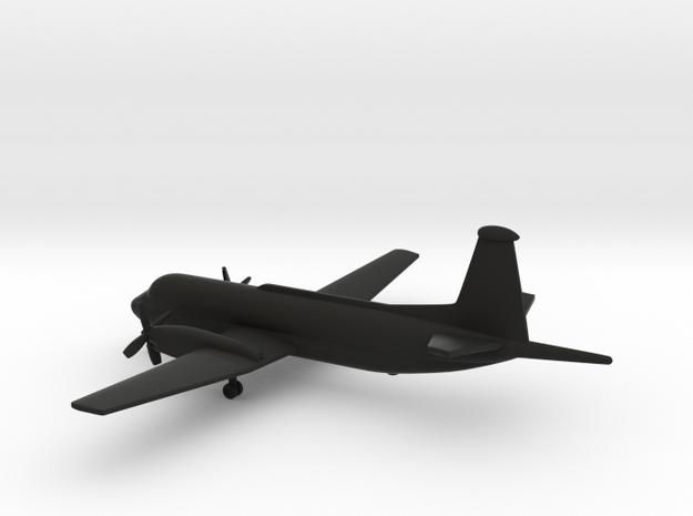 Breguet Br.1150 Atlantic in Black Natural Versatile Plastic: 1:400
