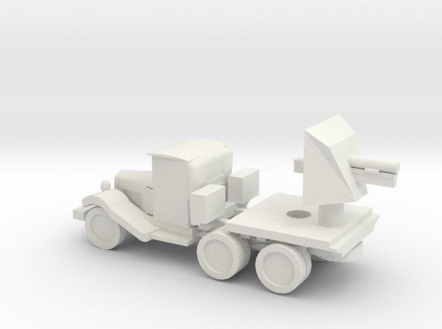 SU-12 in White Natural Versatile Plastic