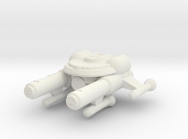 3125 Scale Seltorian Dreadnought (DN) MGL in White Natural Versatile Plastic