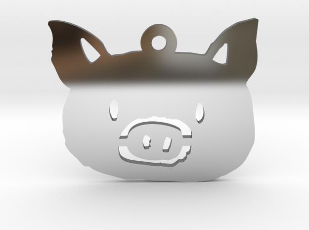 pig in Premium Silver